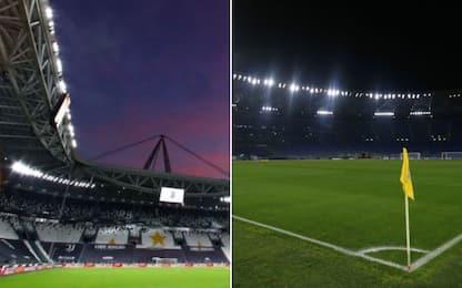 Sociedad-United a Torino, Benfica-Arsenal a Roma