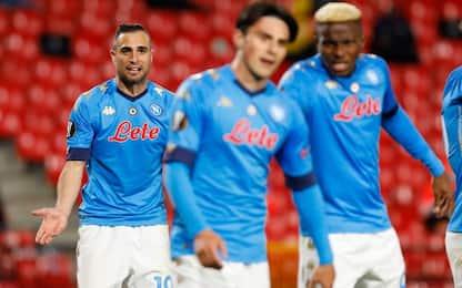 Il Napoli non brilla, il Granada vince 2-0