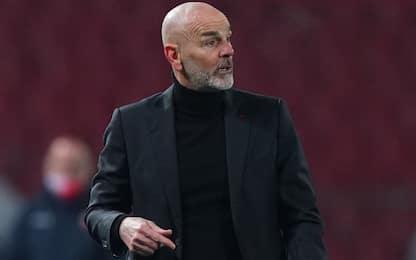 """Pioli: """"Derby? Milan e Inter vicine come livello"""""""