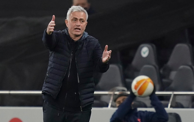Mourinho (Ansa)
