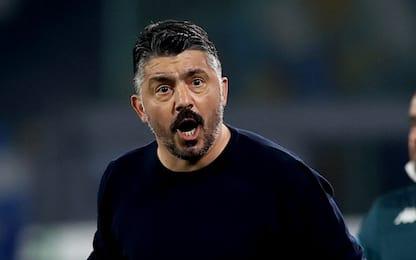 """Gattuso: """"Arbitri? Più rispetto per le italiane"""""""