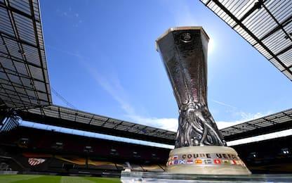 Europa League, il calendario completo degli ottavi