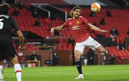 Quattro ex Serie A nel 1° gol dello United. VIDEO