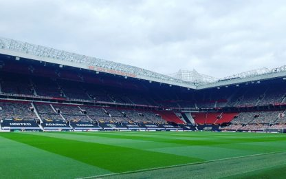 United-Roma, Dzeko e Smalling dal 1': le probabili
