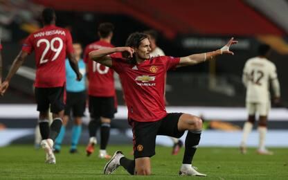 United, Cavani rinnova fino al 2022: è ufficiale