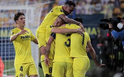 Il Villarreal vince ma spreca, Arsenal battuto 2-1
