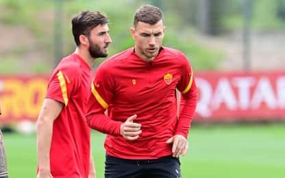 Roma-Manchester United, le probabili formazioni