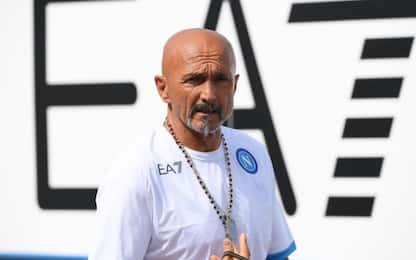 Leicester-Napoli, Insigne nel trio dietro Osimhen