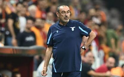 """Sarri: """"Fatti passi in avanti rispetto al Milan"""""""