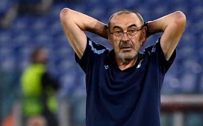"""Sarri: """"Milinkovic e L.Alberto insieme? Difficile"""""""