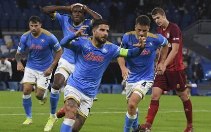 La Uefa premia Insigne: suo il gol più bello