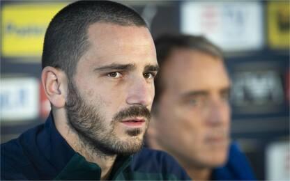 """Bonucci: """"Questa Italia è come un club"""""""
