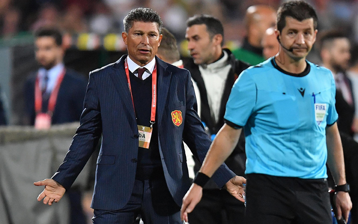 BULGARIA SOCCER UEFA EURO 2020 QUALIFICATION