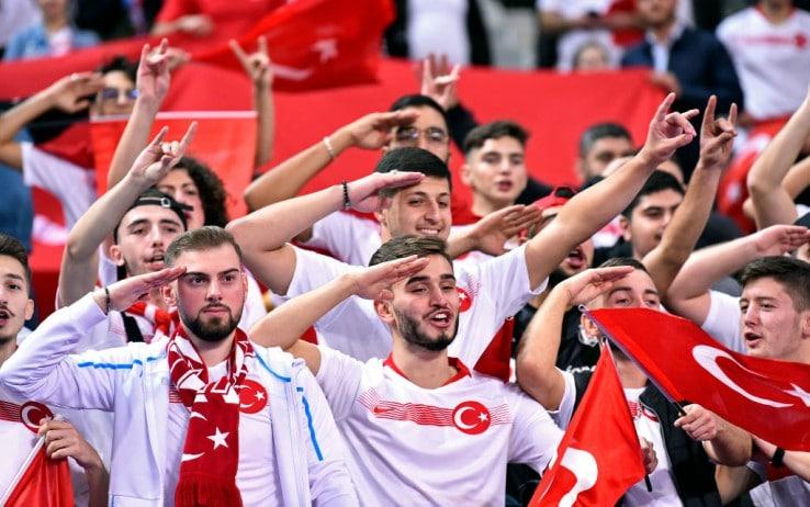 Tifosi della Turchia