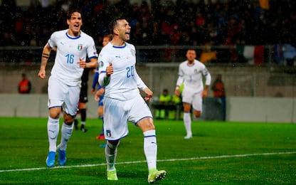 Liechtenstein-Italia 0-1 LIVE
