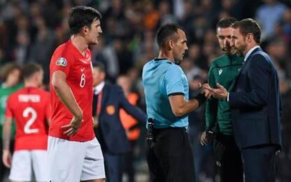 Razzismo Bulgaria-Inghilterra, le decisioni UEFA