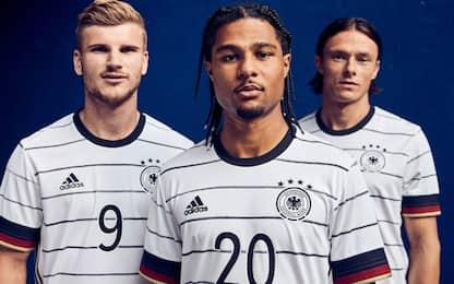 Verso Euro 2020, presentate le prime maglie. FOTO