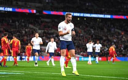 Kane da 1000 e una notte: record e qualificazione