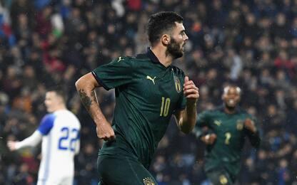 Sottil-Cutrone, Italia U21 ok: 3-0 all'Islanda