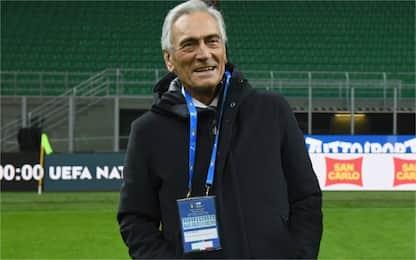 """Gravina elogia l'Italia: """"Annata da incorniciare"""""""