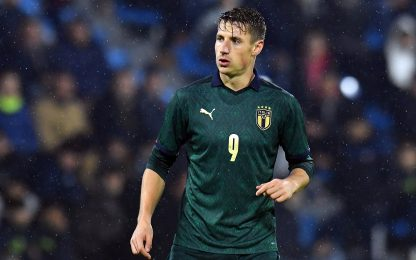 Covid Inter: Pinamonti salta il girone Europeo U21