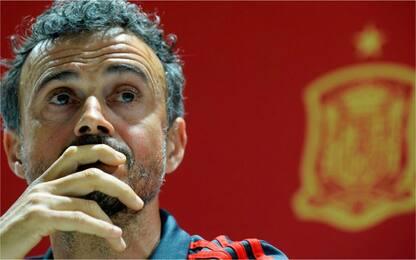 Spagna, torna Luis Enrique
