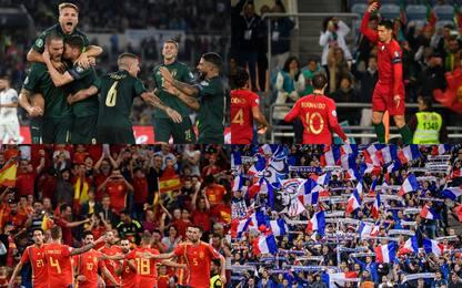 Euro 2020, squadre qualificate e teste di serie