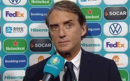 """Mancini: """"Girone giusto, si parte per vincere"""""""