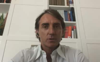 """Mancini: """"Rinvio Europeo ci aiuterà a migliorare"""""""
