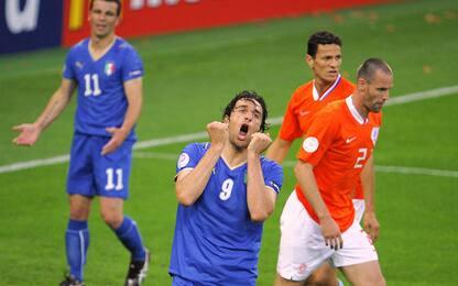 Italia agli Europei: le squadre mai battute