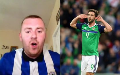 """Will Grigg's on fire"", storia di un tormentone"