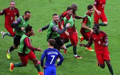 I giocatori decisivi nelle finali degli Europei