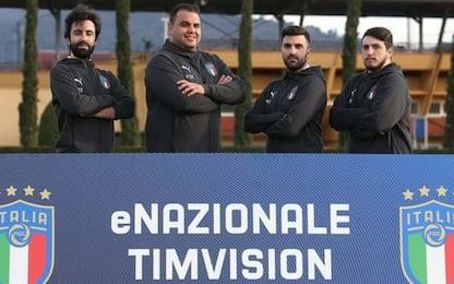 Uefa eEuro 2020, l'Italia cerca il titolo europeo