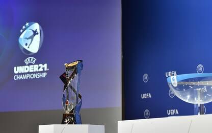 Corsa a Euro U21 2023, Italia con Svezia e Irlanda