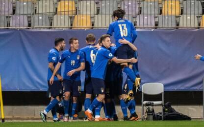 Che Italia! 4-0 alla Slovenia e quarti di finale