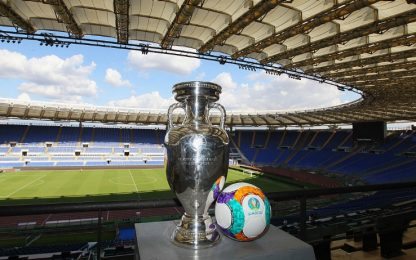 UEFa, ufficiale: Roma tra le sedi di Euro2020
