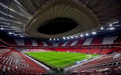 Bilbao non ospiterà gare dell'Europeo