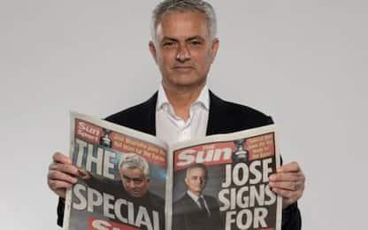 The Special Sun: Mou sarà columnist per Euro 2020