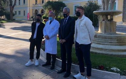 Vaccino per gli Azzurri, primo ciclo verso Europei