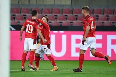 Svizzera, l'avversaria dell'Italia agli Europei