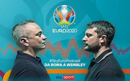 Da Roma a Wembley: il tabellone dell'Italia