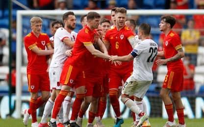 Il Galles non convince, solo 0-0 con l'Albania