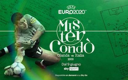 Mister Condò, tre puntate speciali per Europei