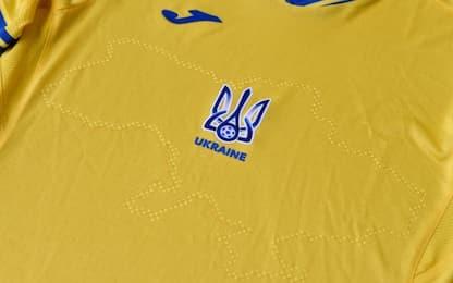 """Crimea su maglia dell'Ucraina, Uefa: """"Va cambiata"""""""