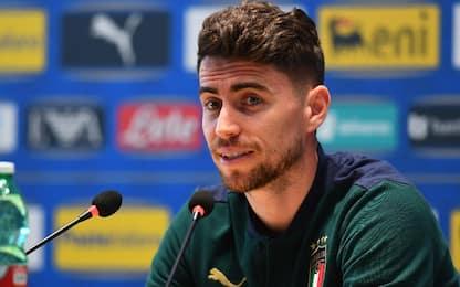"Jorginho: ""Questa Italia somiglia al mio Chelsea"""