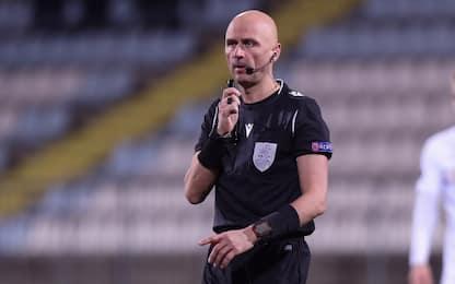 L'arbitro russo Karasev per Italia-Svizzera