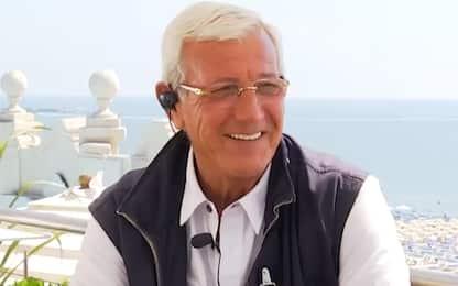 """Lippi: """"Mi piace tutto dell'Italia di Mancini"""""""