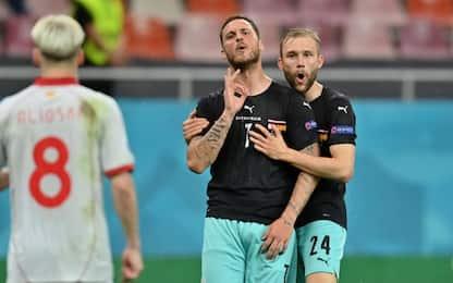 Uefa, indagine disciplinare su Arnautovic