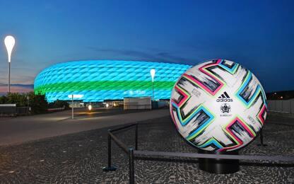 Euro2020, il programma delle partite di oggi