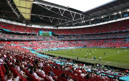 Wembley, semifinali e finale con 40mila tifosi